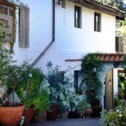 The Marjay Inn Hotel In The Small Troodos Village Of Spilia