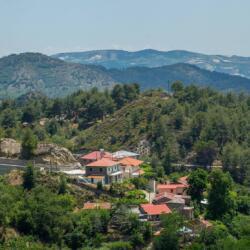 Themis House In Lemithou Village At Troodos Mountains